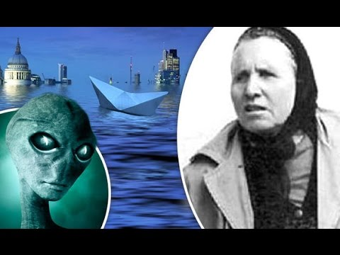 Blind Woman prophecy on Aliens | Baba vanga | 2130 AD Aliens | Vangelia Pandeva Predictions