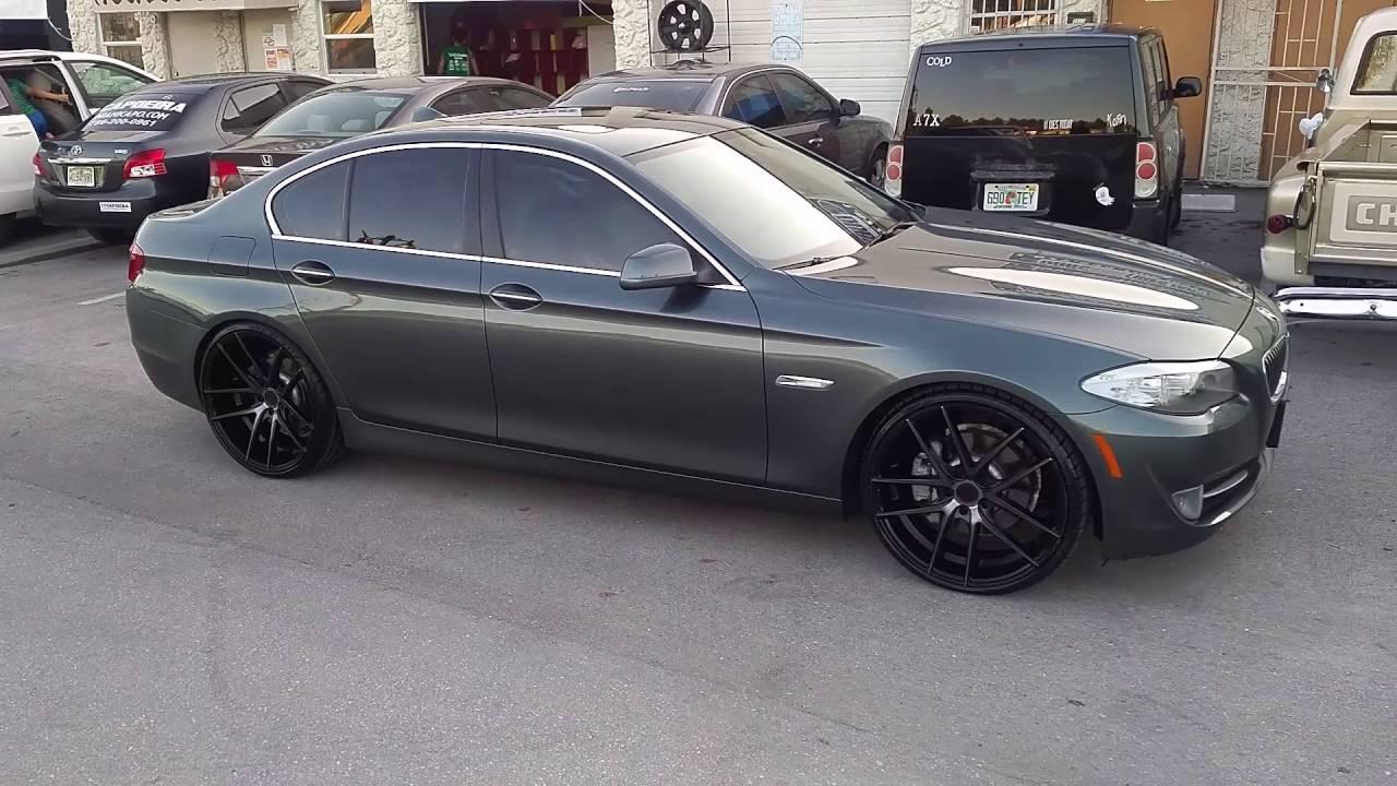 877 544 8473 22 Inch Niche Targa Black Wheels Bmw 5 Series