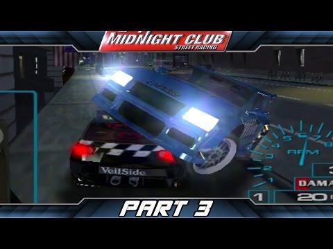 Midnight Club: Street Racing (Part 3) - Dumb Trucker - Thunder