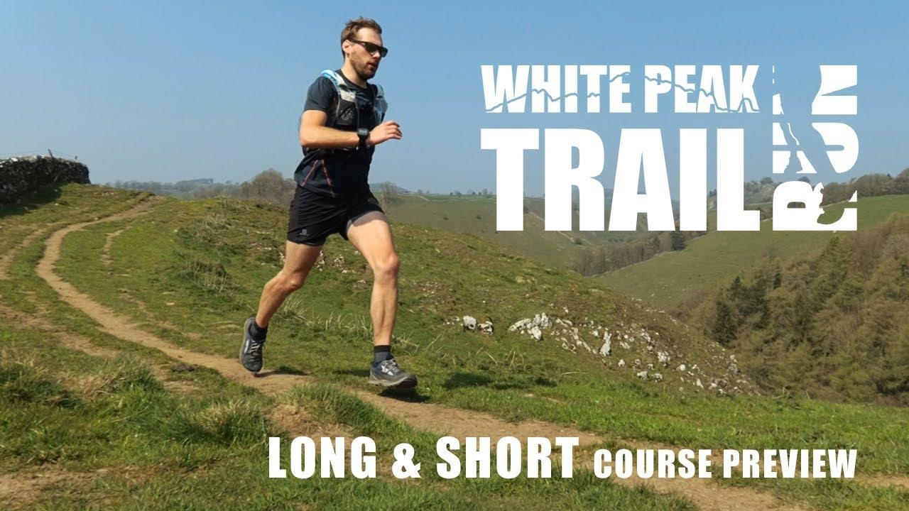 Peak District Trail Running | Dark