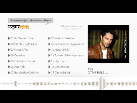 Murat Boz - Ötme Bülbül (Official Audio)
