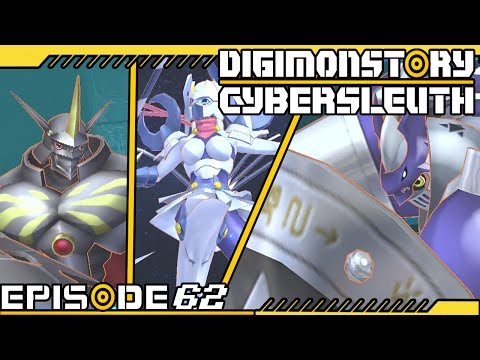 Digimon Story : Cyber Sleuth - Ep 62 : Master Cup - Offline Colosseum