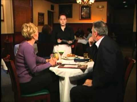 Restaurant service Training.