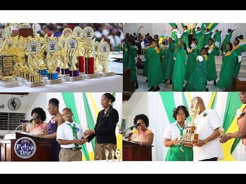 Graduation Awards - Duhaney Park Primary school 2017