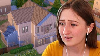 Renovating more icky EA builds in The Sims 4: Eco Lifestyle