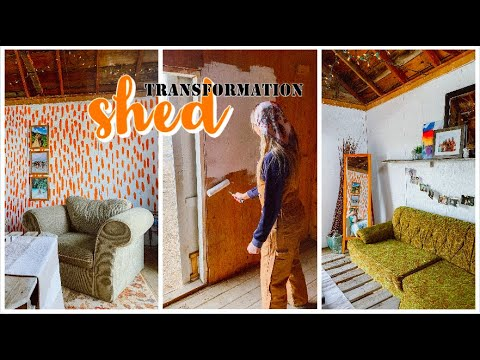 SHED TRANSFORMATION