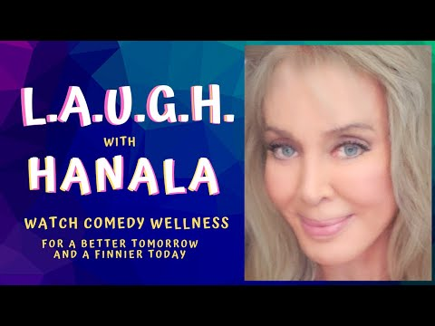 Screenwriter & Comedian HANALA SAGAL (Elvis & Nixon, Comedy Wellness)  Channel Trailer
