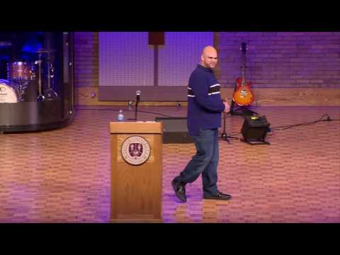 Taylor University Chapel - 02-17-17 - Community Outreach - Andrew Morrell