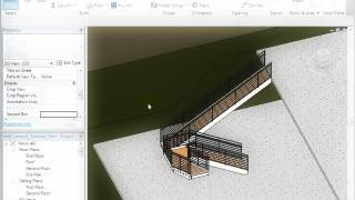 ريفيت AC - إنشاء السلالم سلالم