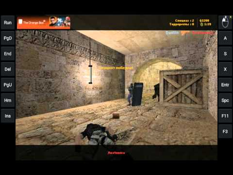 ExaGear RPG V.2.5.0  Counter-Strike 1.6 On Nvidia Shield Tablet (Android)