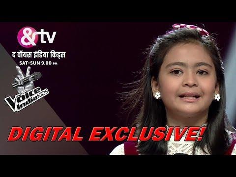 Shekinah Mukhiya Sings Christmas Jingle With Coaches | The Voice India Kids - Season 2