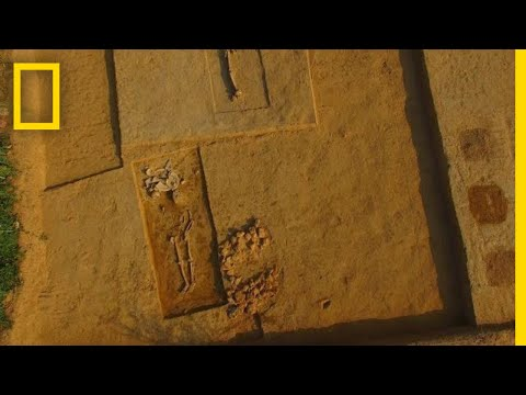 Ancient Indus Valley Civilization Cemetery Unearthed in India | National Geographic