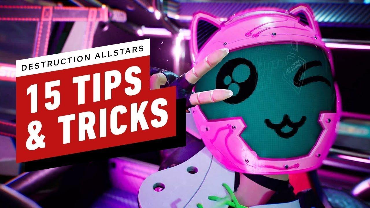 Destruction AllStars: 15 Tips & Tricks - IGN