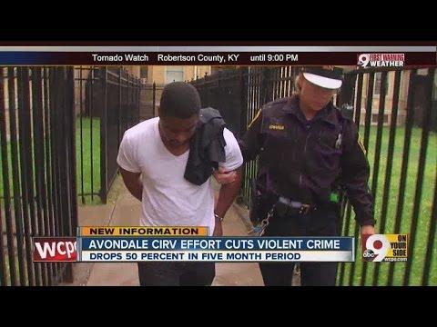 Avondale CIRV effort cuts back violent crime