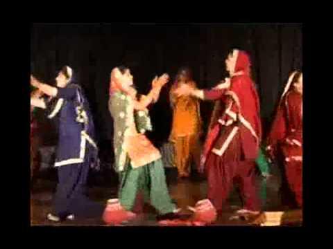 Punjabi Gidda by Gurleen Kaur.flv