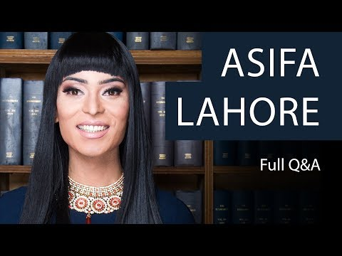 Asifa Lahore | Full Q&A | Oxford Union