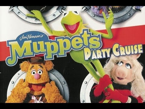 CGRundertow MUPPETS PARTY CRUISE for Nintendo GameCube Video Game