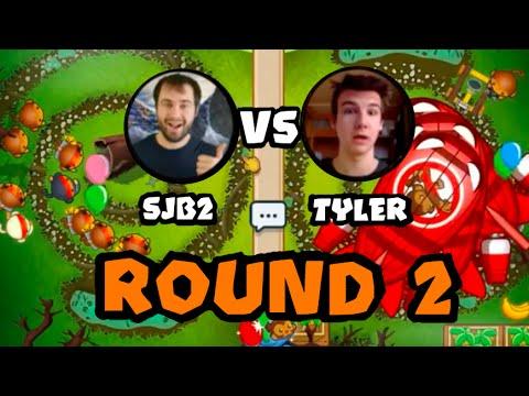 Bloons TD Battles YouTubers Tournament Round 2 - Superjombombo2