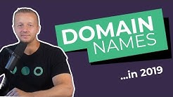The State of Domain Names in 2019