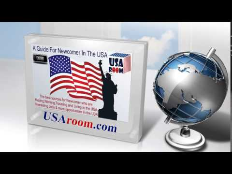 USA Room.com – A Guide for Newcomer in the USA