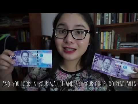 New 100 Philippine Peso Bill