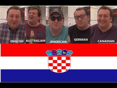 Stuff Tourists Say in Croatia