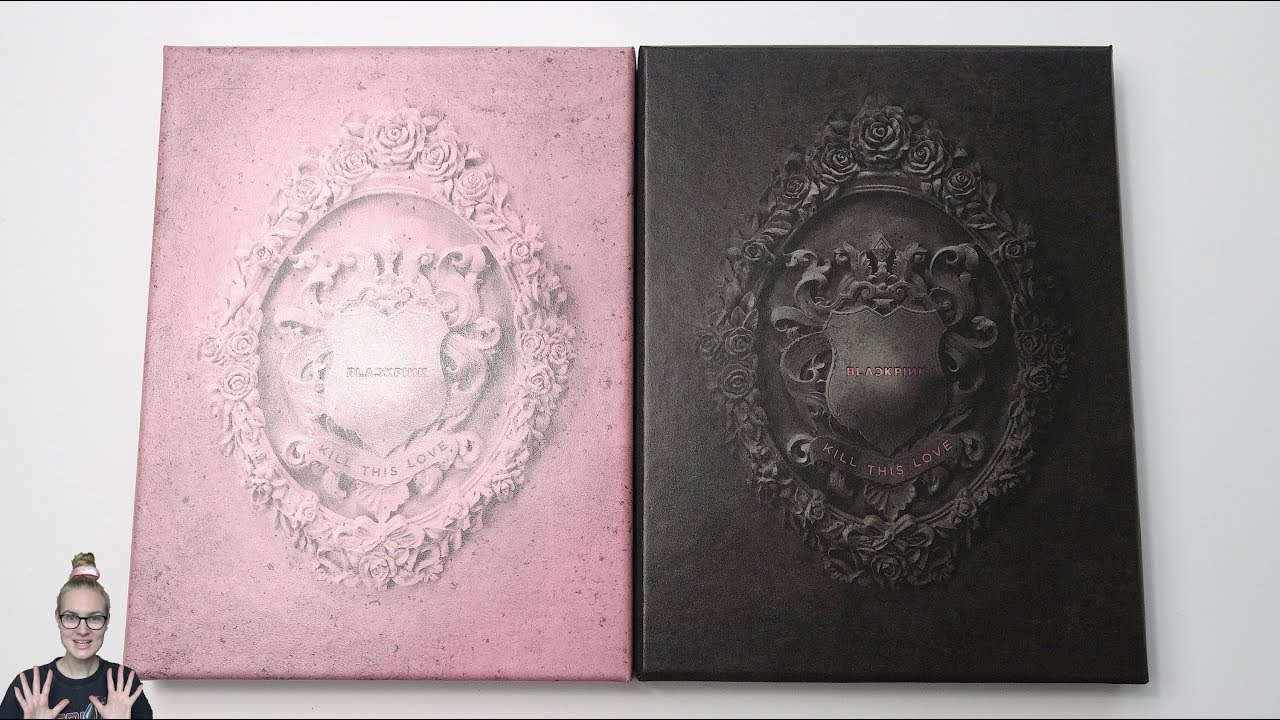 Download Unboxing BLACKPINK 블랙핑크 2nd Mini Album KILL THIS LOVE (Both Black & Pink Editions)