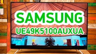 Samsung UE49K5100AUXUA - телевизор из линейки Joiiii от компании Samsung - Видео демонстрация