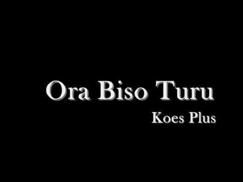 Koes Plus - Ora Biso Turu (Lirik)