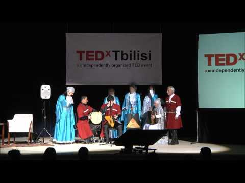 TEDxTbilisi - Pankisi Singers