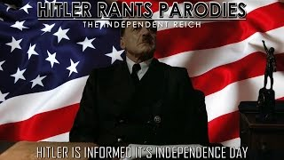 Hitler is informed it