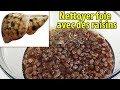 Nettoyer foie avec des raisins secs en seulement 2 jours - conseils