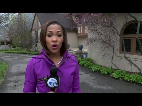Baby mansion for sale in Detroit, last house on block was sold more than a decade ago