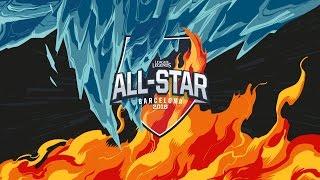 All-Star Barcelona - Fase de Grupos - Día #1
