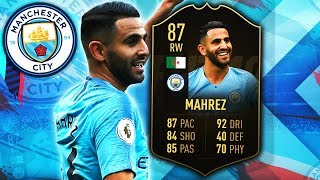 SIF MAHREZ 87! CRAZY UPGRADE!! FIFA 19 ULTIMATE TEAM