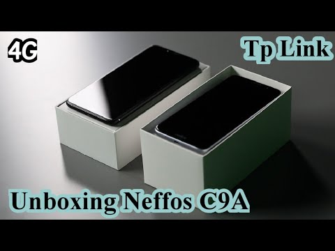 Neffos C9A | Unboxing Review | 4G Budget Smartphone AED-299 #youtube