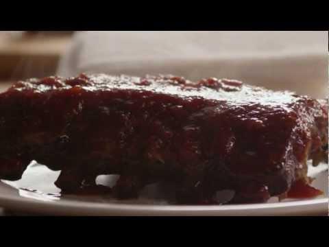 How To Make Slow Cooker BBQ Ribs | Allrecipes.com