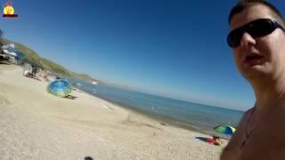 Коктебель 2016. Нудисткий пляж набережная(Нудистский пляж в Коктебеле — единственный в Крыму, расположенный в черте набережной курортного поселка.Е...., 2016-10-26T09:02:03.000Z)