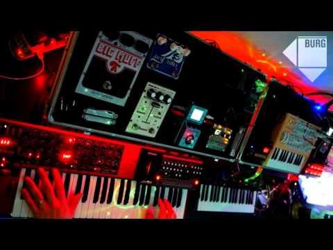 BURG - Album Movement 01 - thugsaw (KORG volca, Roland Aira, ms-20, PreSonus, JX03, Nord Lead)