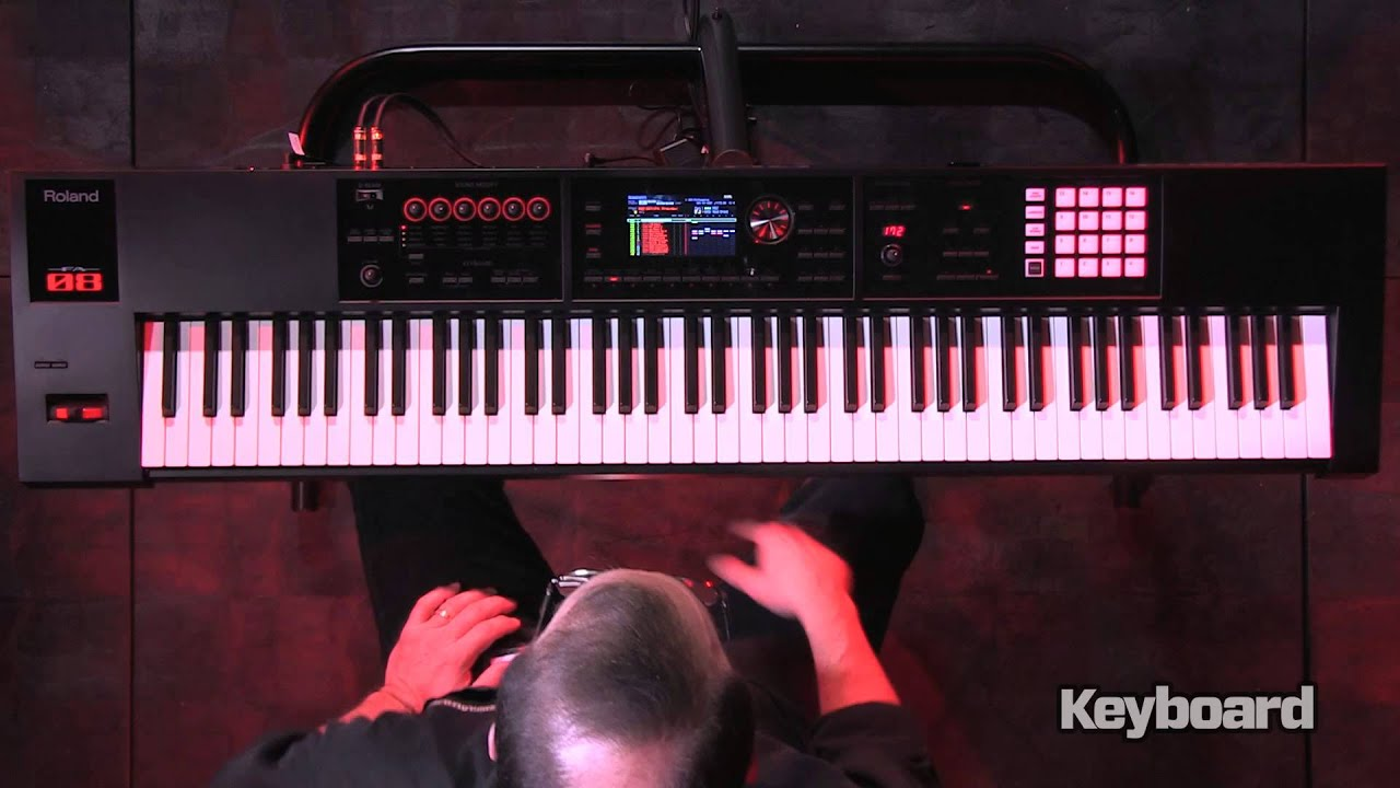 Yamaha MOXF8 review   Digital Piano Review Guide