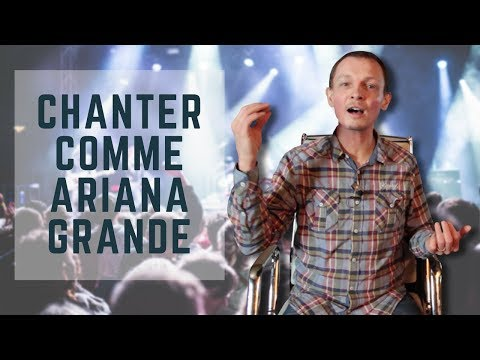 Comment CHANTER comme ARIANA GRANDE ? - #BienChanter n°69