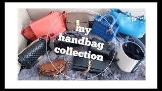 my handbag collection包包合集分享来啦|CHANEL, Celine, Dior, YSL, Chloe, STAUD, Louis Vuitton, Valentino