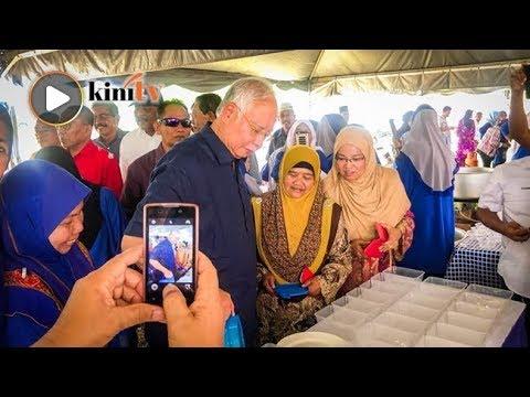 Di Pekan, cinta pada Najib kekal utuh