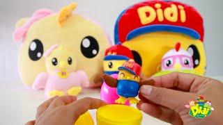 Mainan Anak Surprise Eggs Toys Didi & Friends | Didi & Friends Indonesia