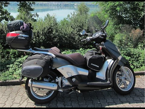 hd europe tour with a yamaha x city 250 part 10 yamaha. Black Bedroom Furniture Sets. Home Design Ideas