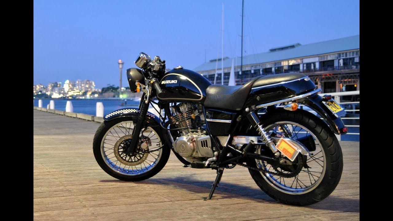 Suzuki Volty Cafe Racer