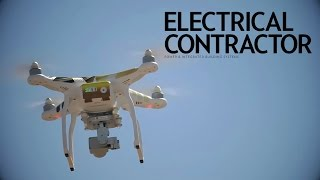 ELECTRICAL CONTRACTOR: The Buzz About Drones