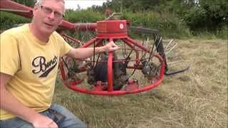 How a haybob works
