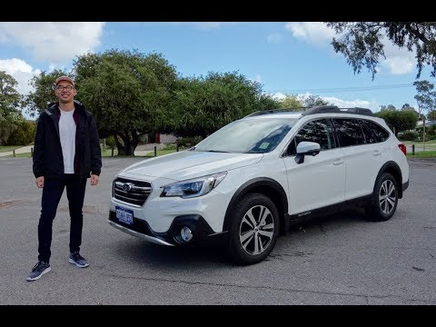 2018 Subaru Outback Review And Road Test Autoreview