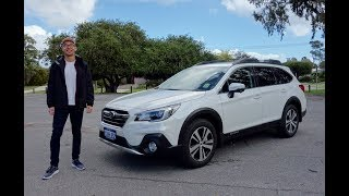 2018 Subaru Outback - Review and Road Test | AutoReview